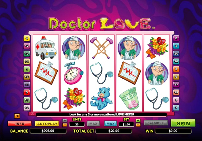Doctor Love Valentine's Day blog