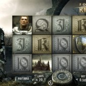 Forsaken Kingdom - The Path of Valor slot