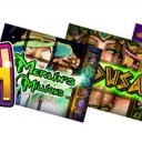 Nextgen Gaming scatchcards with a slots theme