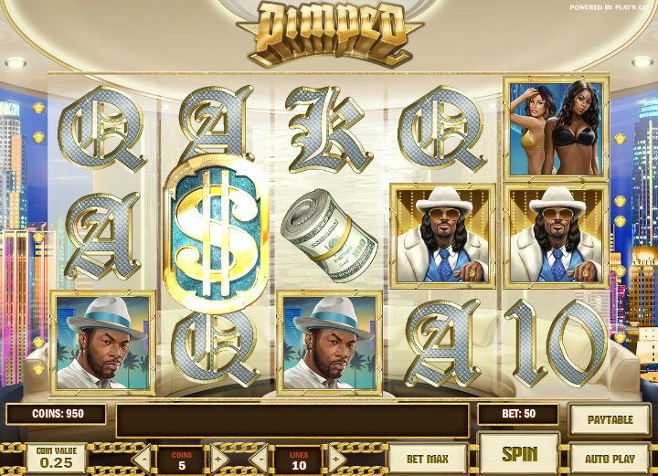 Play Pimped - a pimped out slot - now at Casumo