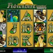Adventure Palace mobile slot