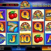 Cash Splash mobile slot
