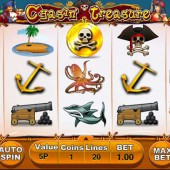 Chasin' Treasure mobile slot