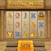 Egyptian Wilds mobile slot