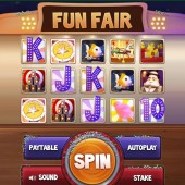 Fun Fair mobile slot