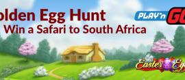 Golden Egg Hunt promo