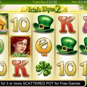 Irish Eyes 2 mobile slot