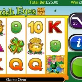 Irish Eyes mobile slot