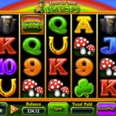 Luck o' the Irish mobile slot