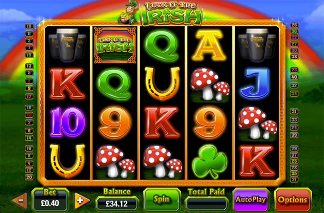 Irish Charms Slots - Read the Review and Play for Free