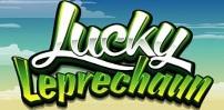 Lucky Leprechaun logo