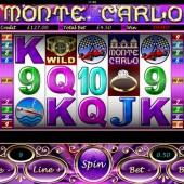Monte Carlo mobile slot