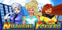 Cover art for Natural Powers slot