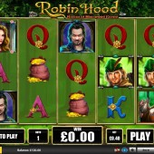 Robin Hood - Riches of Sherwood Forest slot