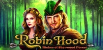 Robin Hood - Riches of Sherwood Forest logo