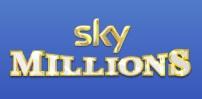 Sky Millions mobile logo