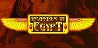 Treasures of Egypt mobile slot