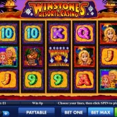 Winstones mobile slot