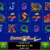 Dolphin's Pearl Deluxe mobile slot