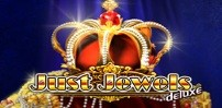 Cover art for Just Jewels Deluxe slot