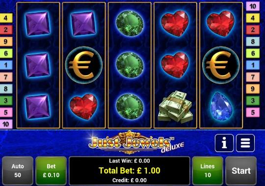 Spiele Just Jewels Deluxe - Video Slots Online