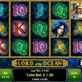 Lord of the Ocean mobile slot