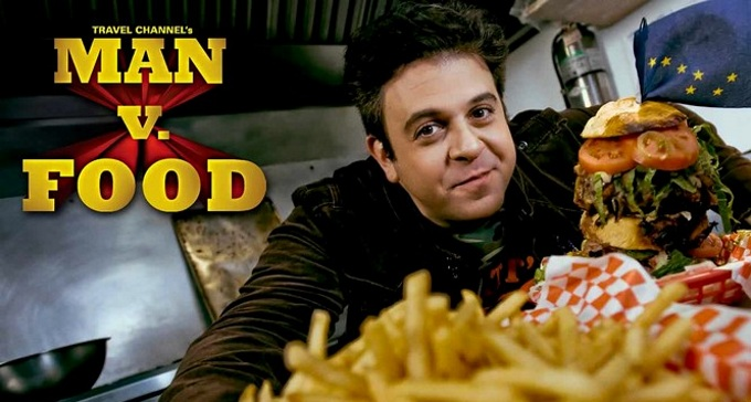 Man v Food brand slot image