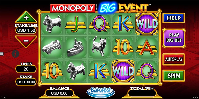 free online monopoly slots book of ran