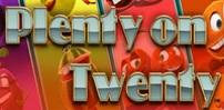 Plenty on Twenty mobile logo