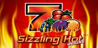 Sizzling Hot Deluxe mobile logo