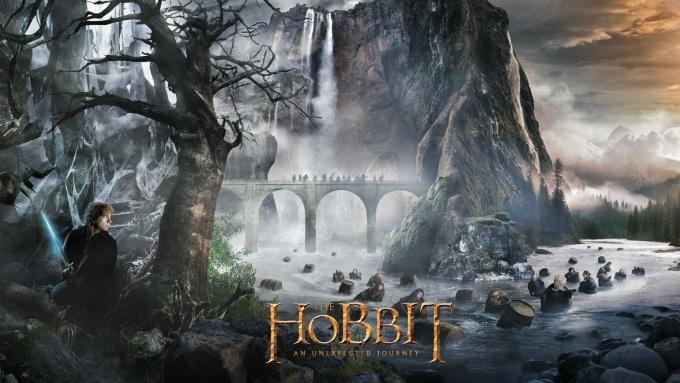 The Hobbit brand slot image