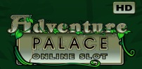 Cover art for Adventure Palace HD slot