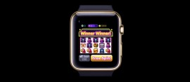 Apple Watch slot