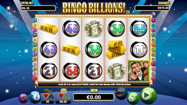 Mar 23, · Bingo Billions! – All the Key Features at a Glance.No need to keep your eyes down in this video slot from NextGen! The classic British game is now on the reels featuring all the familiar relics of the bingo hall including bingo balls and playing cards.4/5.