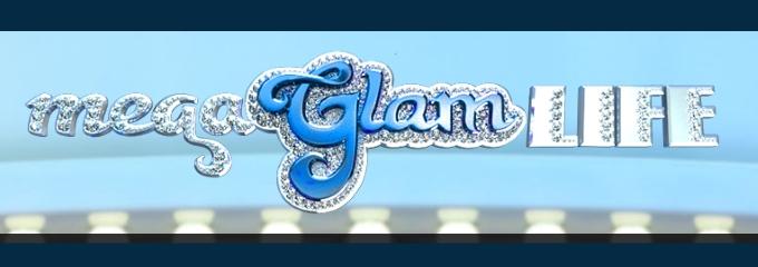 Mega Glam Life slot logo