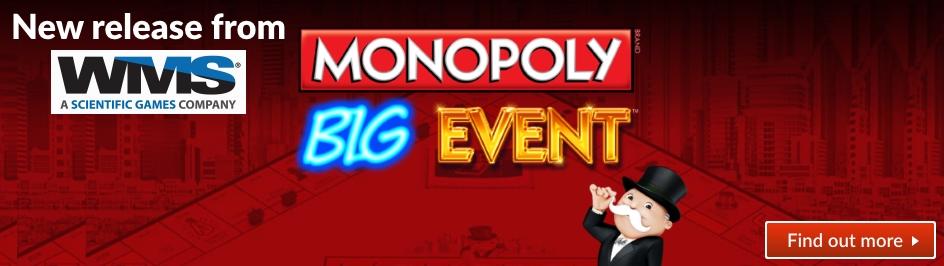 Monopoly big event desktop slider