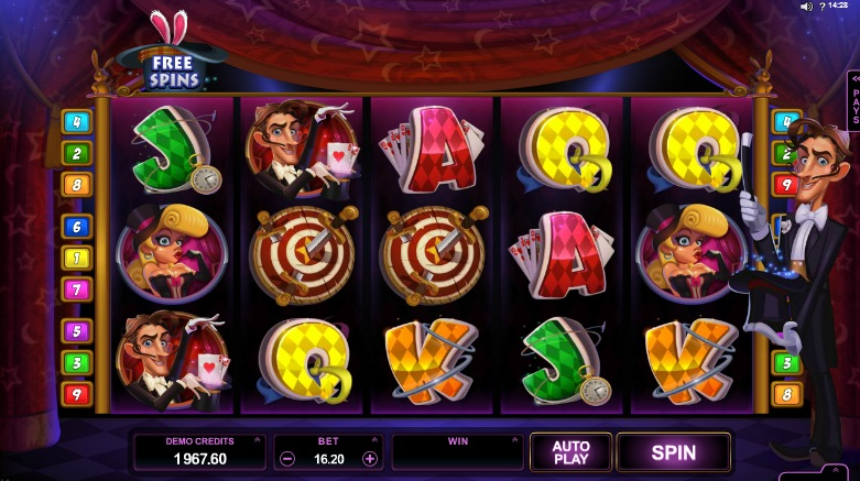Rabbit in the Hat Slot | Euro Palace Casino Blog