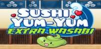 Cover art for Sushi Yum-Yum – Extra Wasabi slot