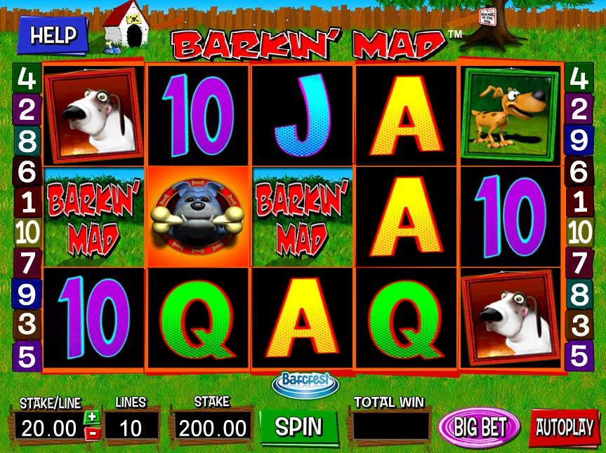 Mad Slots