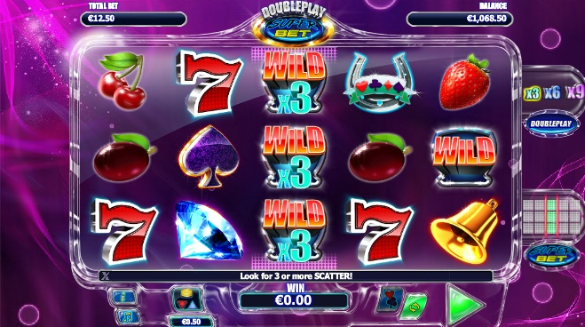 Spiele Double Play SuperBet - Video Slots Online