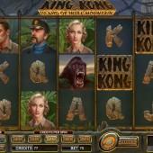 King Kong - Island of Skull Mountain logo