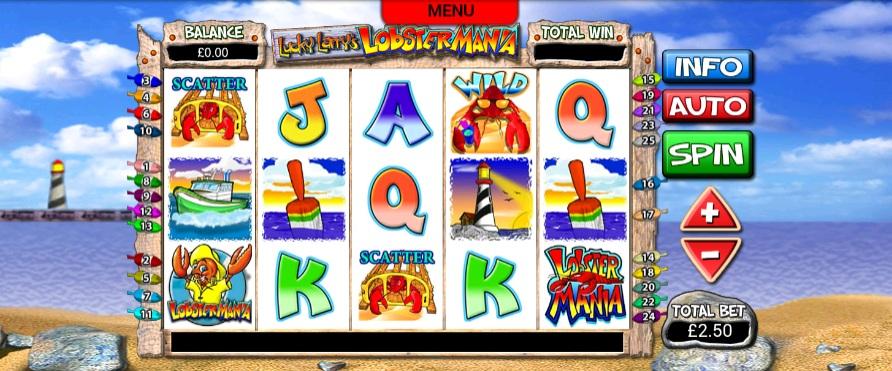 Spiele Lucky LarryS Lobstermania - Video Slots Online