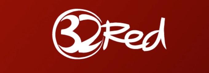 32 Red Logo