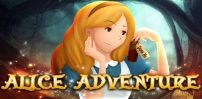 Cover art for Alice Adventure slot