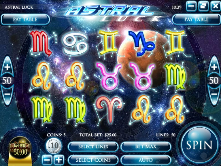 Sign of Luck Slot - Read the Review and Play for Free