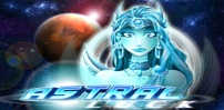 Cover art for Astral Luck slot