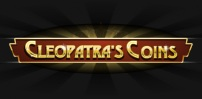 Cover art for Cleopatra's Coins slot