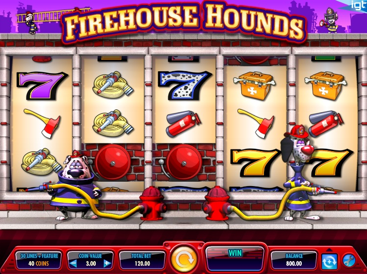 Fire hound slots hotel casino seine maritime