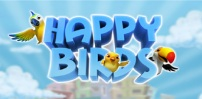 Cover art for Happy Birds slot