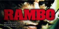 Cover art for Rambo slot